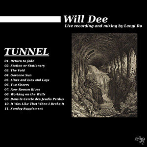 Will Dee - Tunnel